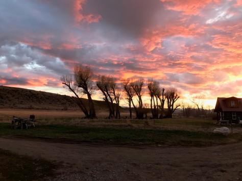 Sunset on Stillwater