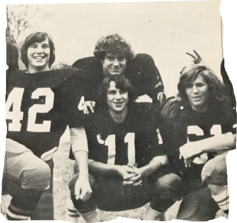 1974 Football Cropped II