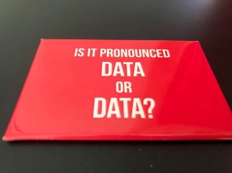 data or data