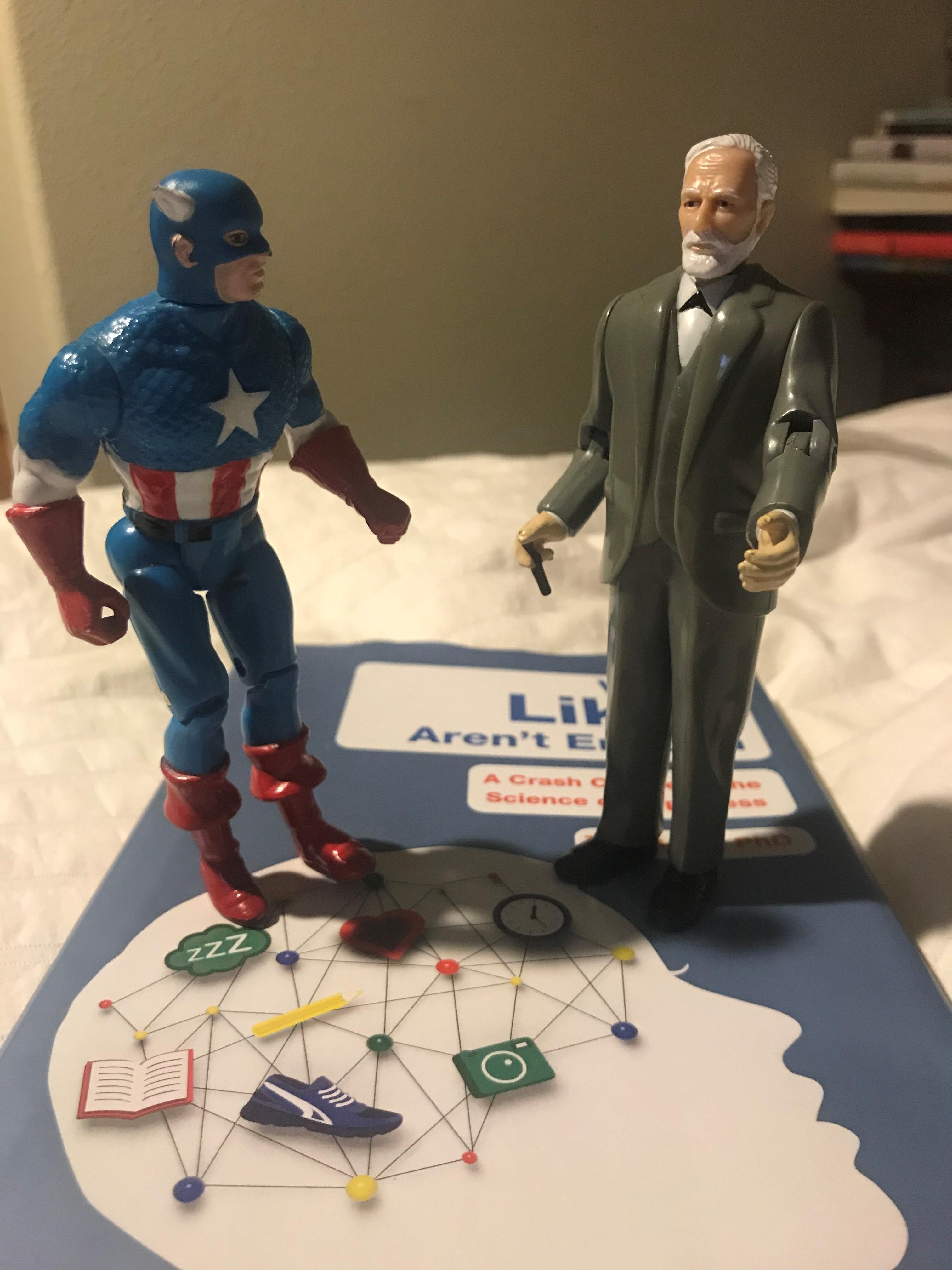 CA and Freud